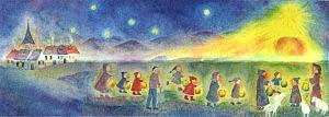 Advent Lantern: Advent Calendar