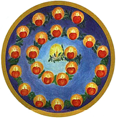 Advent Garden: Large Advent Calendar