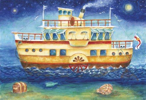 Christmas on the Boat: Medium Advent Calendar