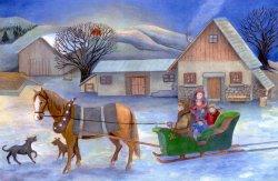 Christmas on the Farm: Medium Advent Calendar