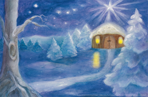 Advent and Christmas: Small Advent Calendar