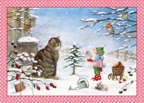 Giesbert: Large Advent Calendar