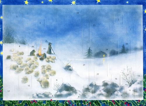 Christmas with the Shepherd: Medium Advent Calendar