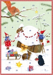 Christmas with Pippa & Pelle: Small Advent Calendar