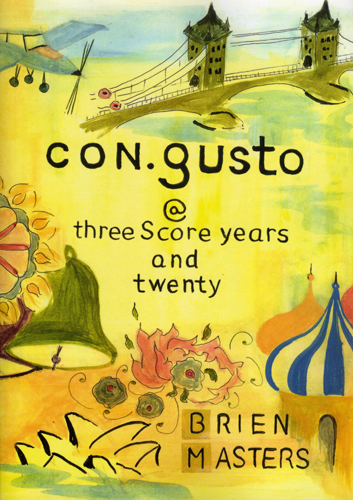 con.gusto @ three Score years and twenty