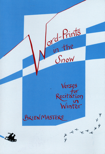 Word-Prints in the Snow