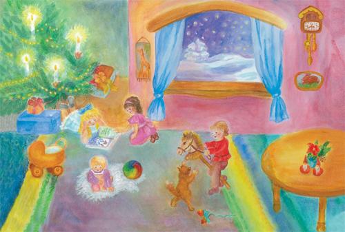 Christmas at Home: Medium Advent Calendar