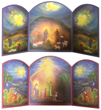 Combined Triptychs