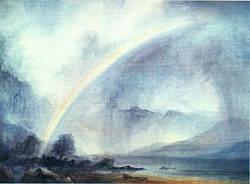 Postcard: A Spring Rainbow