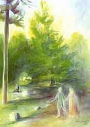 Postcard: A walk in May