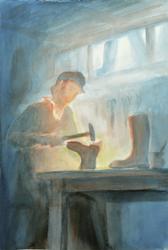 Postcard: The Cobbler