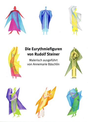 35 Postcards of the Eurythmy Figures