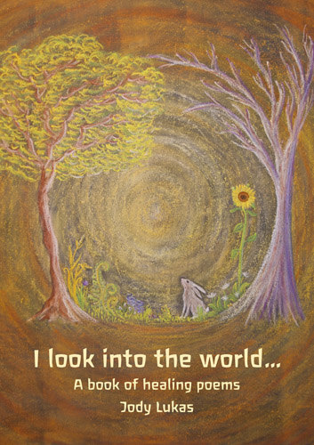 I look into the world...