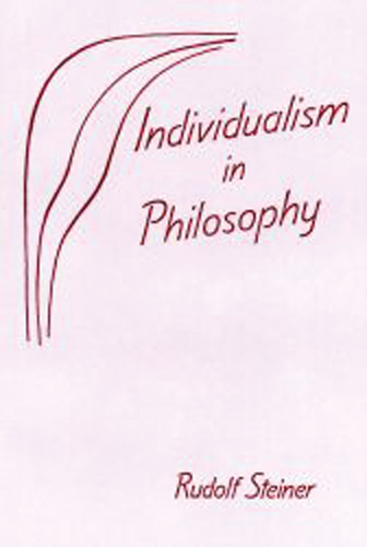 Individualism in Philosophy
