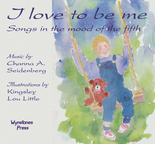 I love to be me. Songs in the mood of the fifth