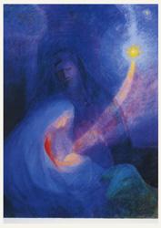 Postcard: Holy Night