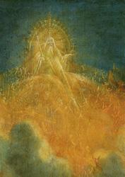 Postcard: The Father God