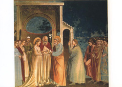 Postcard: The Marriage of the Virgin