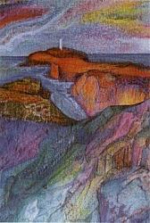 Postcard:  The Light House