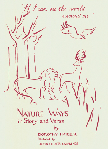 Nature Ways in Story and Verse
