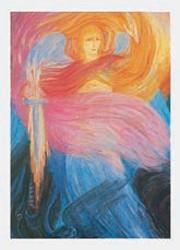 Print: Archangel Michael P0221E