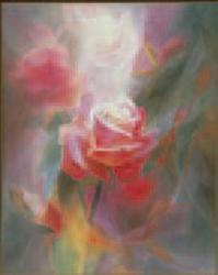 Print: Rose P9005E