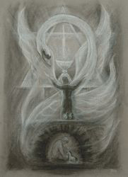 Print: Swan Prince