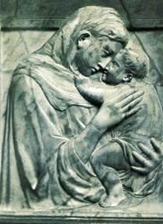 Print: Madonna di Casa Pazzi