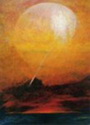 Postcard: Archangel Michael