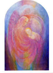 Postcard: Guardian Angel