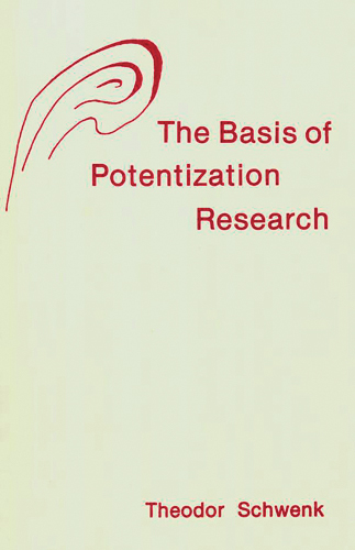 The Basis of Potentization Research