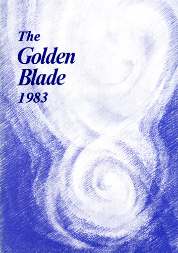 The Golden Blade 1983 The Mystery of the Human Soul