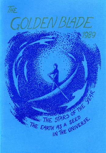 The Golden Blade 1989 The Earth as a Seed in the Universe