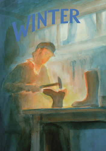 Winter. A Collection of Poems, Songs and Stories for Young Children