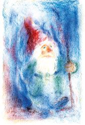 A Gnome Christmas Card