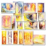 Goethe's Fairy Tale set of cards