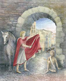 Postcard: St. Martin