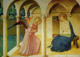 Postcard: The Annunciation