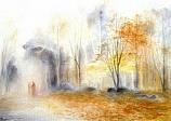 Postcard: An Autumn mood