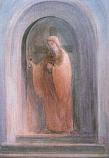 Postcard: Through the Doorway