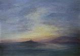 Postcard: Sunset