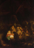 Print: Adoration II