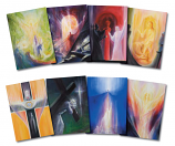 Prints: The Holy Week - Set of 8 prints