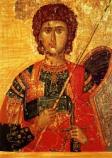 Postcard: Saint George