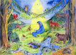 With the Animals: Medium Advent Calendar