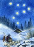 The Shepherd's Christmas: Small Advent Calendar