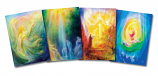 Print: Set of 4 Seasonal Imaginations
