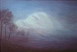 Postcard: A winter landscape