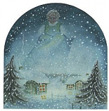 Mother Holle: Large Advent Calendar
