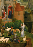 Print: Annunciation